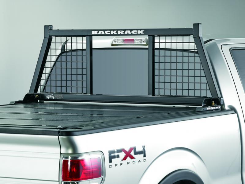 Backrack 143SM Half Safety Rack Frame Only, HW Kit Required Ford F-250 2015-2016