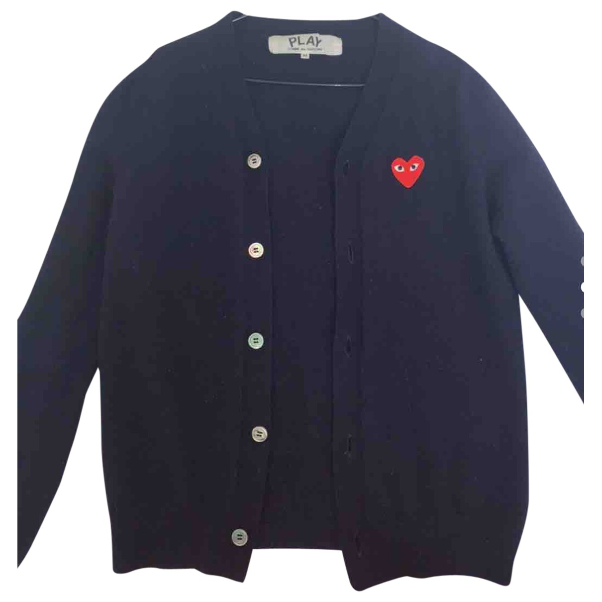 Comme Des Garcons \N Navy Cashmere Knitwear & Sweatshirts for Men M International