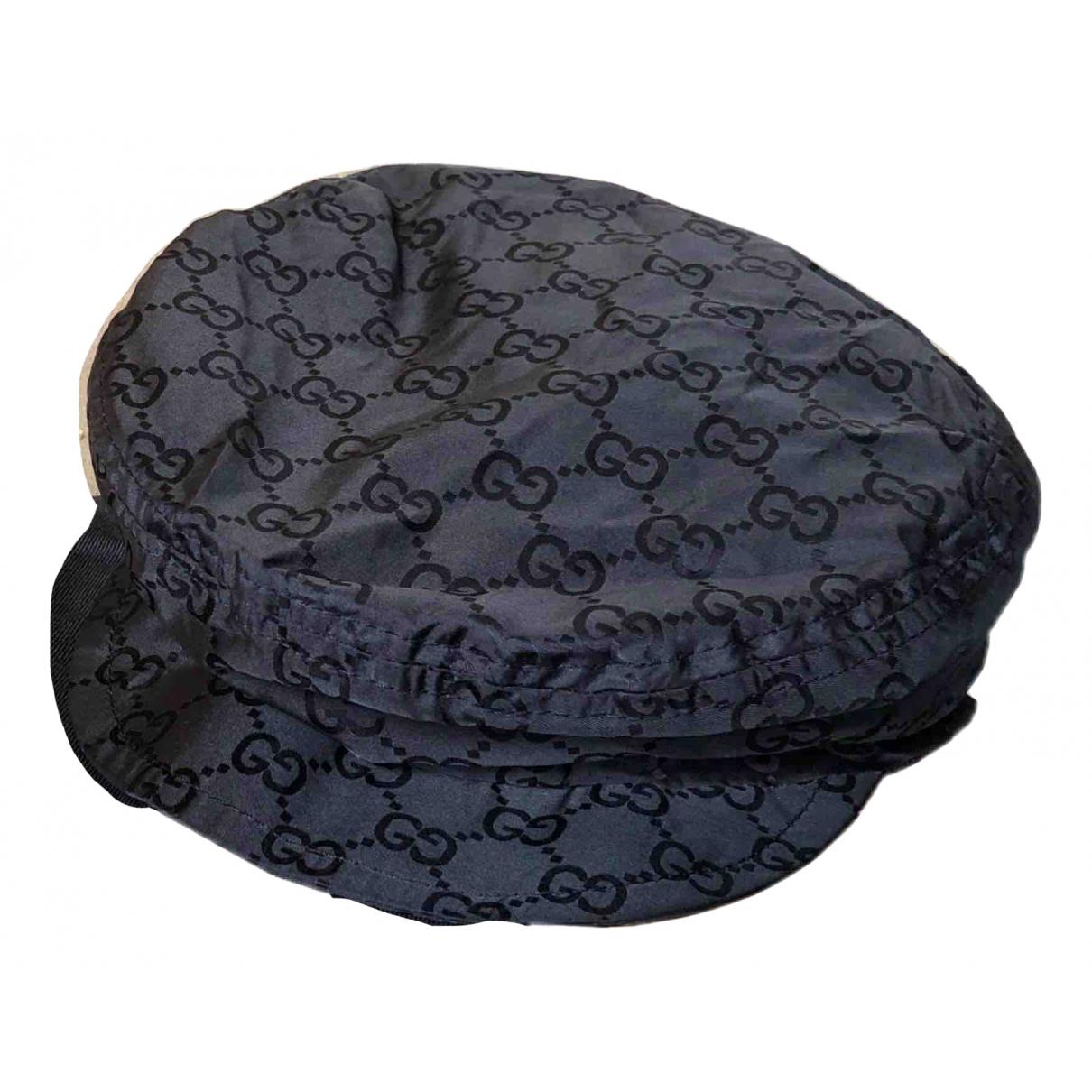 Gucci - Chapeau & Bonnets   pour homme - marron