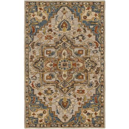 Artemis AES-2311 8' x 10' Rectangle Traditional Rug in