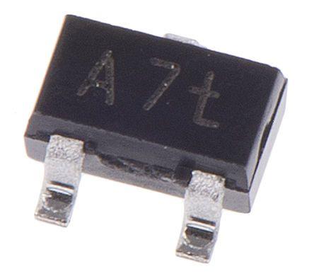 Toshiba 2SC4213-B(TE85L,F) NPN Transistor, 300 mA, 20 V, 3-Pin SOT-323 (25)