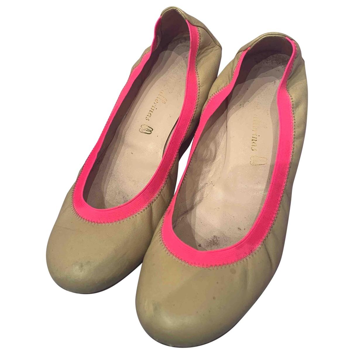Bailarinas de Cuero Pretty Ballerinas