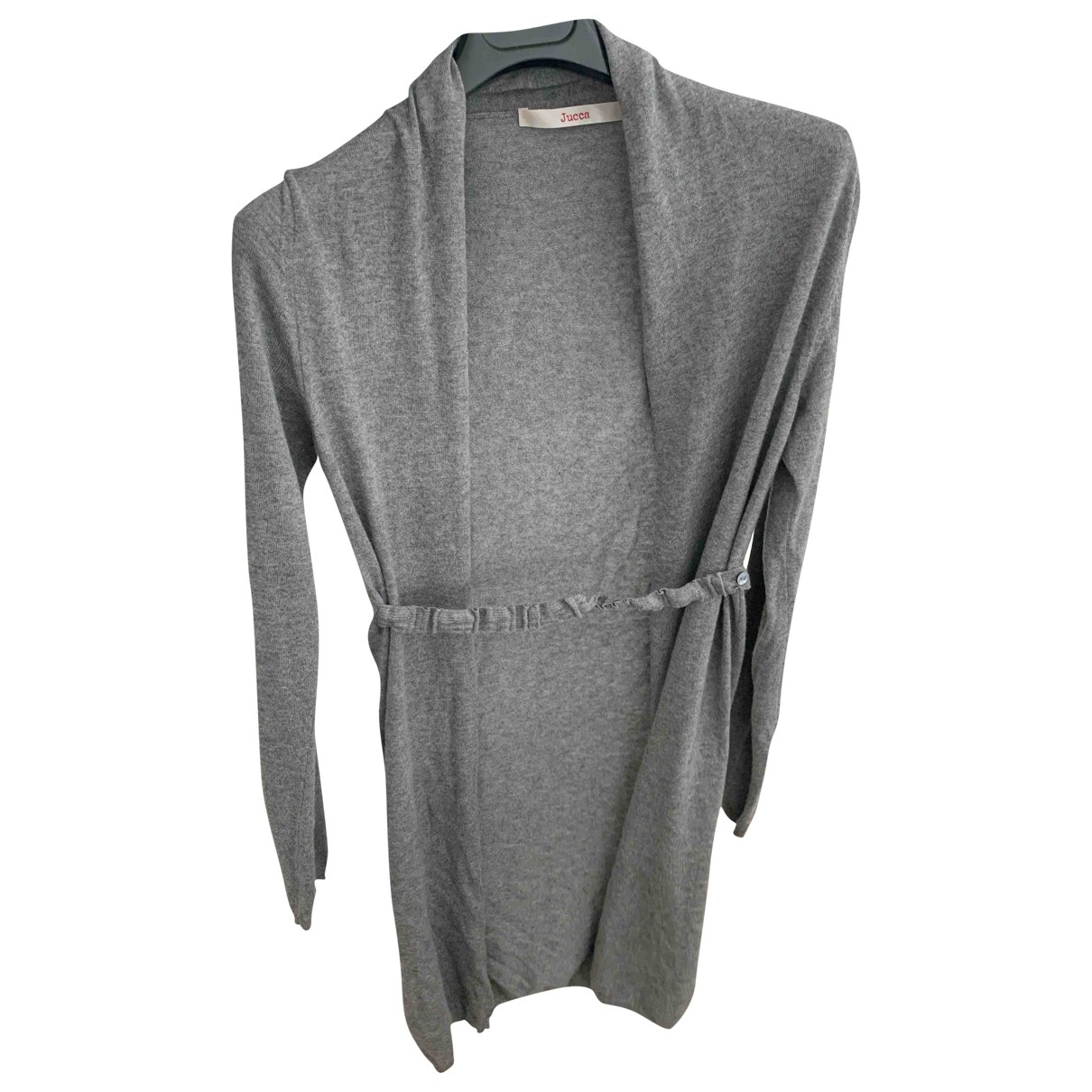 Jucca - Pull   pour femme - gris