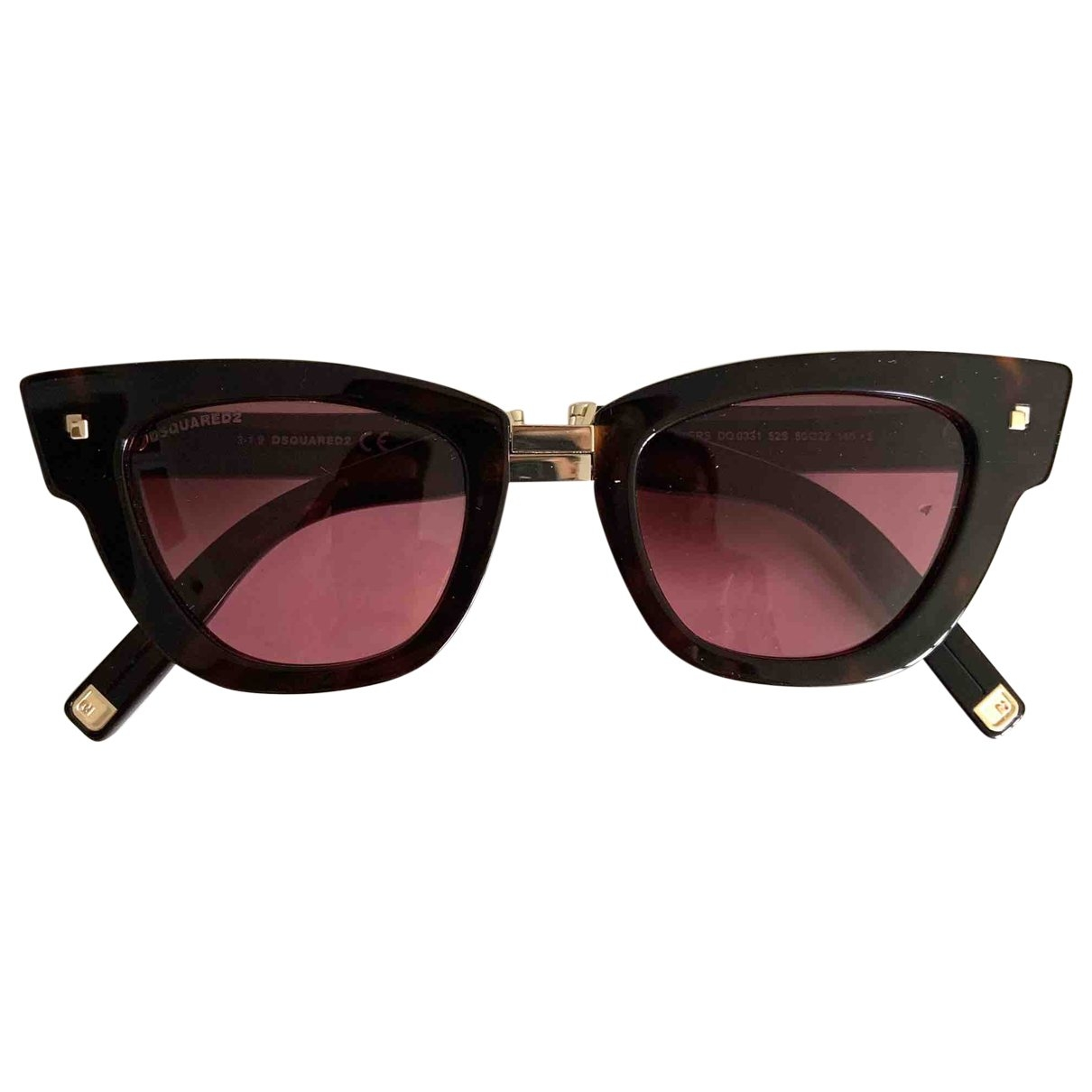 Dsquared2 \N Black Sunglasses for Women \N