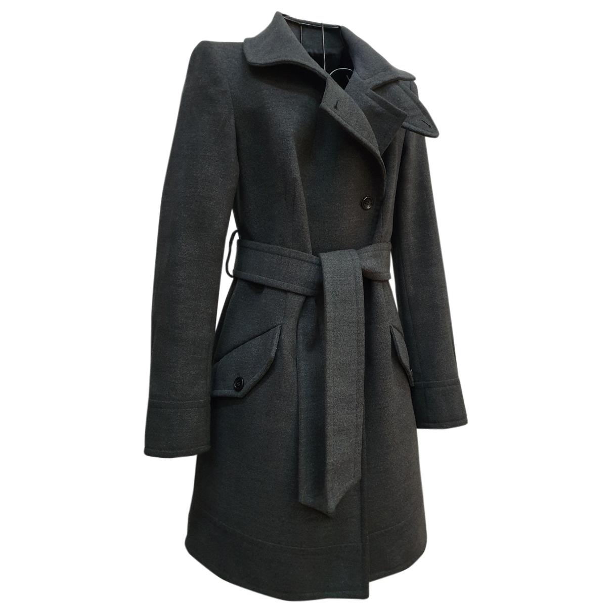 Pinko \N Grey coat for Women 40 IT
