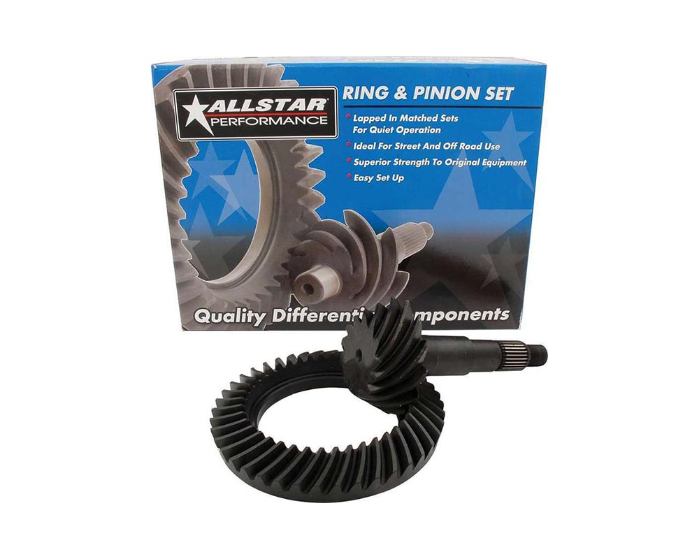 Allstar Performance ALL70116 Ring & Pinion GM 7.5 4.10 ALL70116