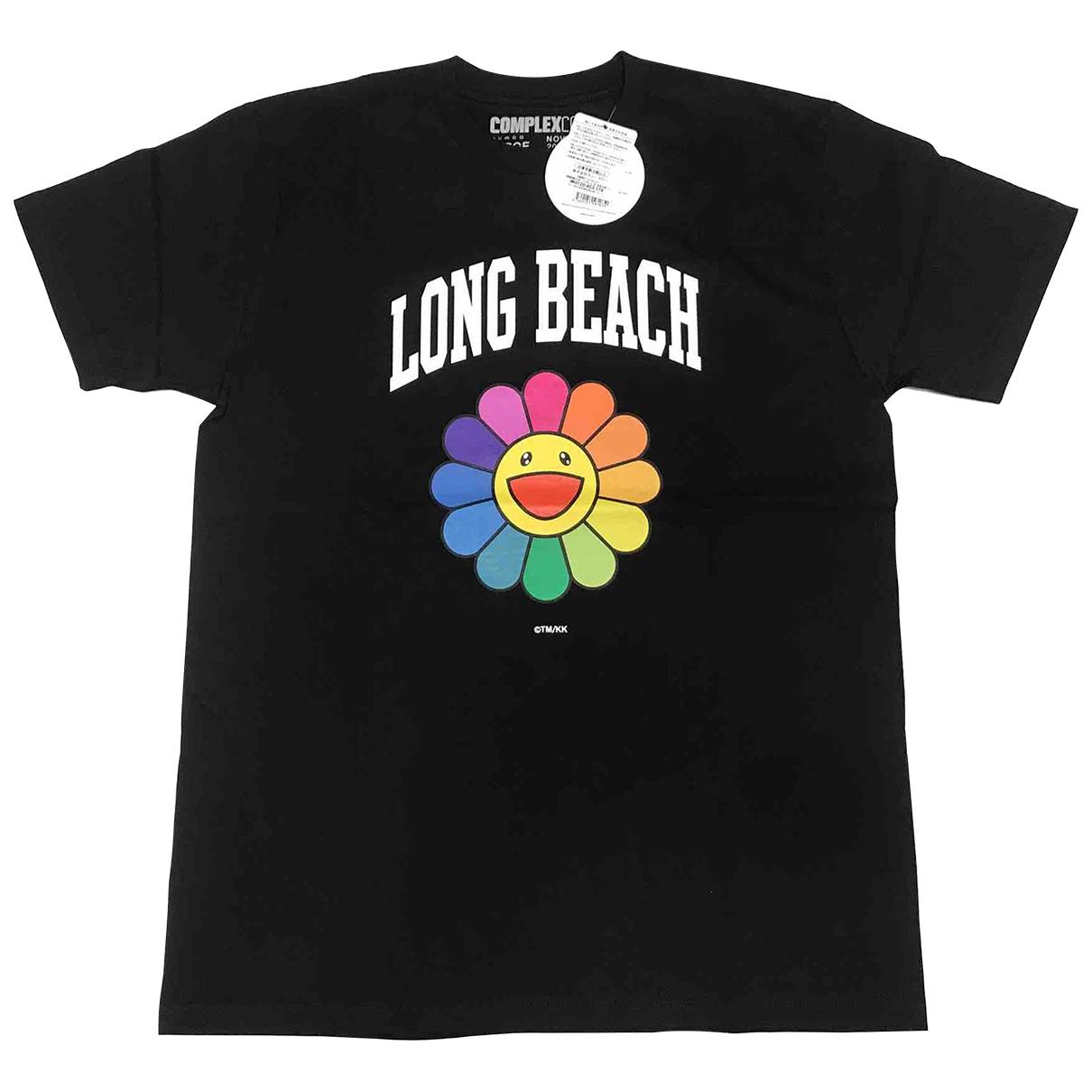 Takashi Murakami \N Black Cotton T-shirts for Men L International
