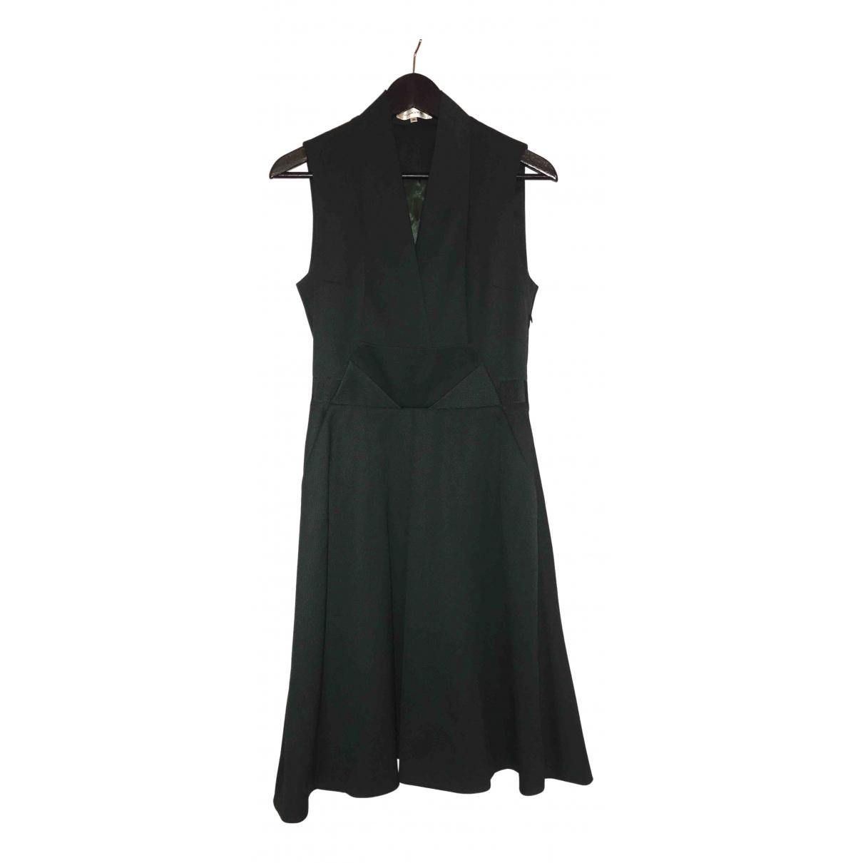 Carven - Robe   pour femme - vert
