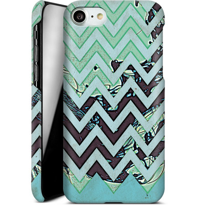 Apple iPhone 8 Smartphone Huelle - Electric Ink von caseable Designs