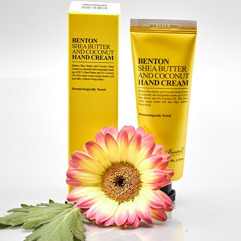 Benton Shea Butter & Coconut Hand Cream