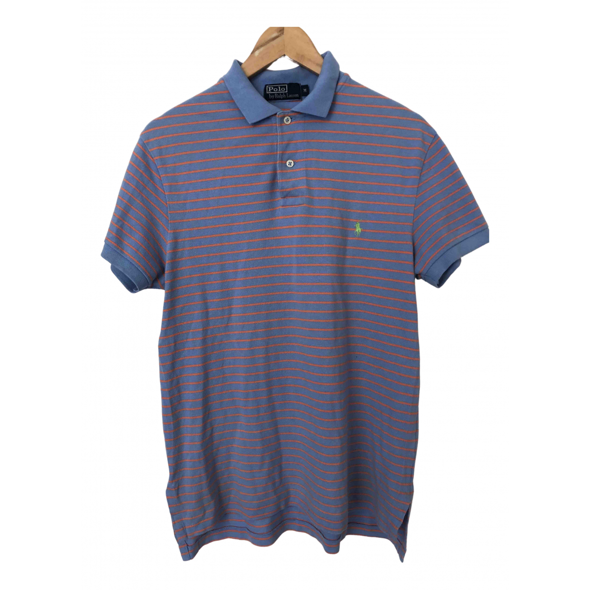 Polo Ralph Lauren Polo ajuste manches courtes Poloshirts in  Bunt Baumwolle