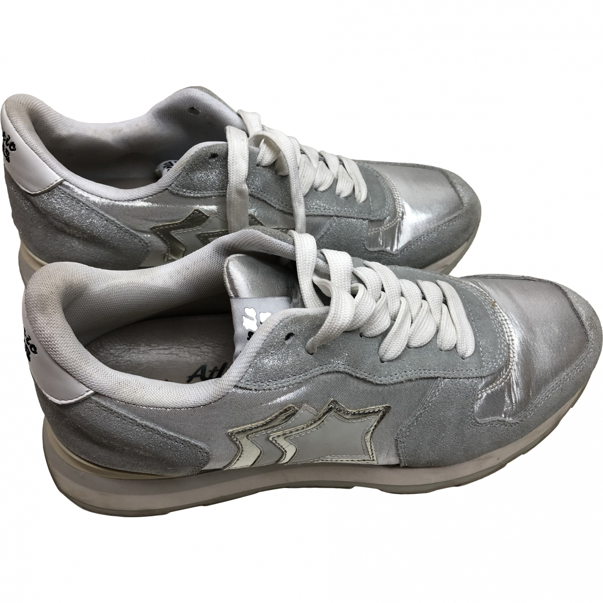Atlantic Stars \N Silver Trainers for Women 40 EU
