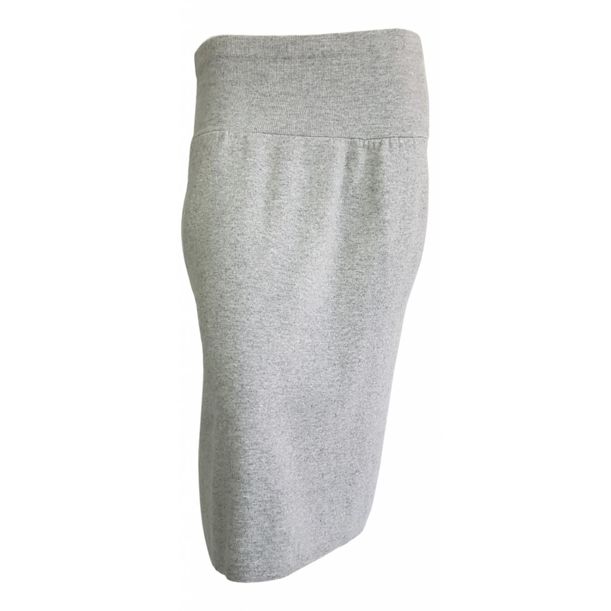 Joseph \N Grey Wool skirt for Women M International