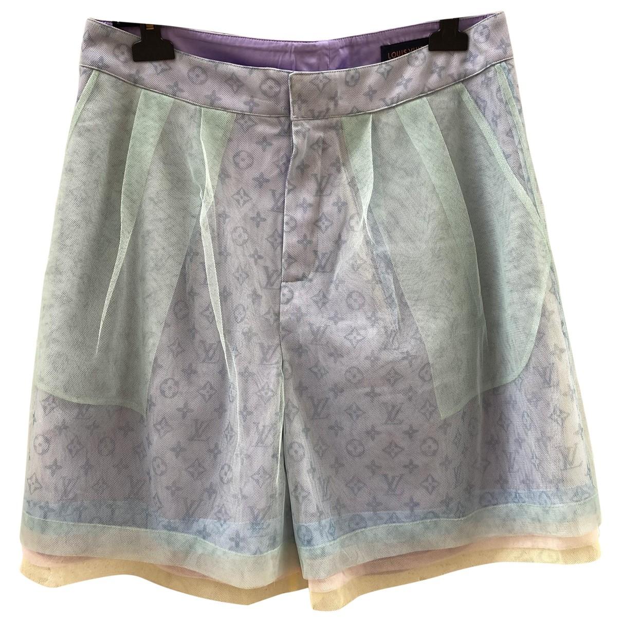 Pantalon corto Louis Vuitton