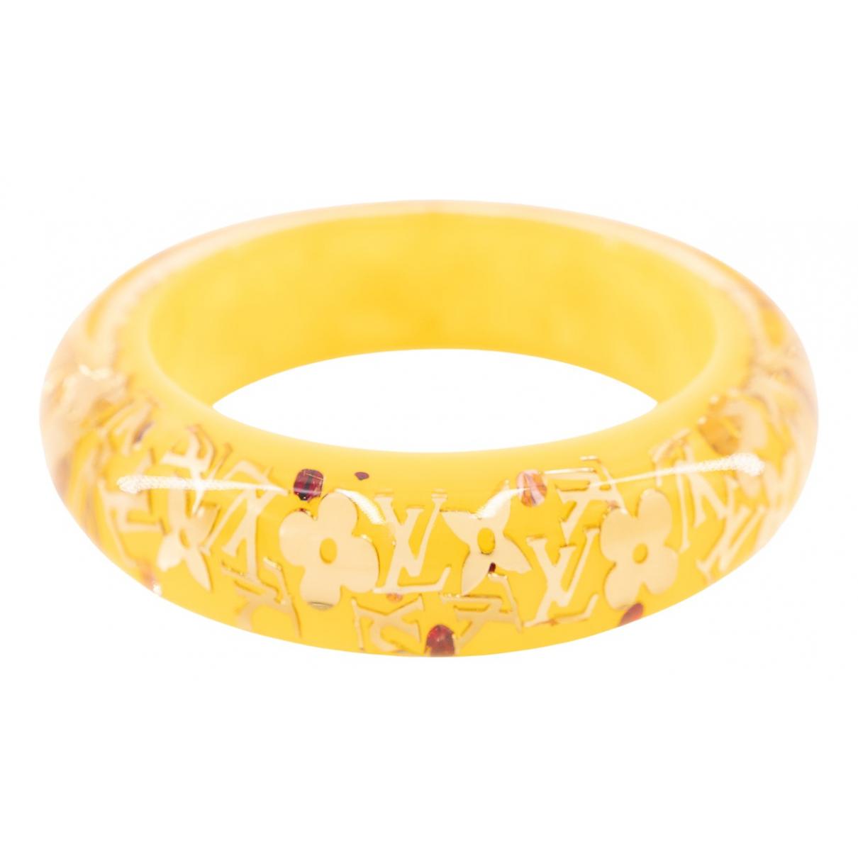 Louis Vuitton - Bracelet Inclusion pour femme - jaune