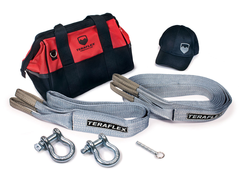 Jeep TJ Trail Recovery Kit TeraFlex 5028995