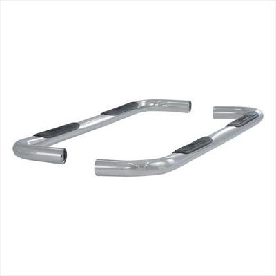 Aries Offroad Aries 3 Inch Round Side Bars - ARS205008-2