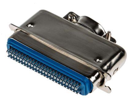 RS PRO 50 Way Rectangular Connector Plug