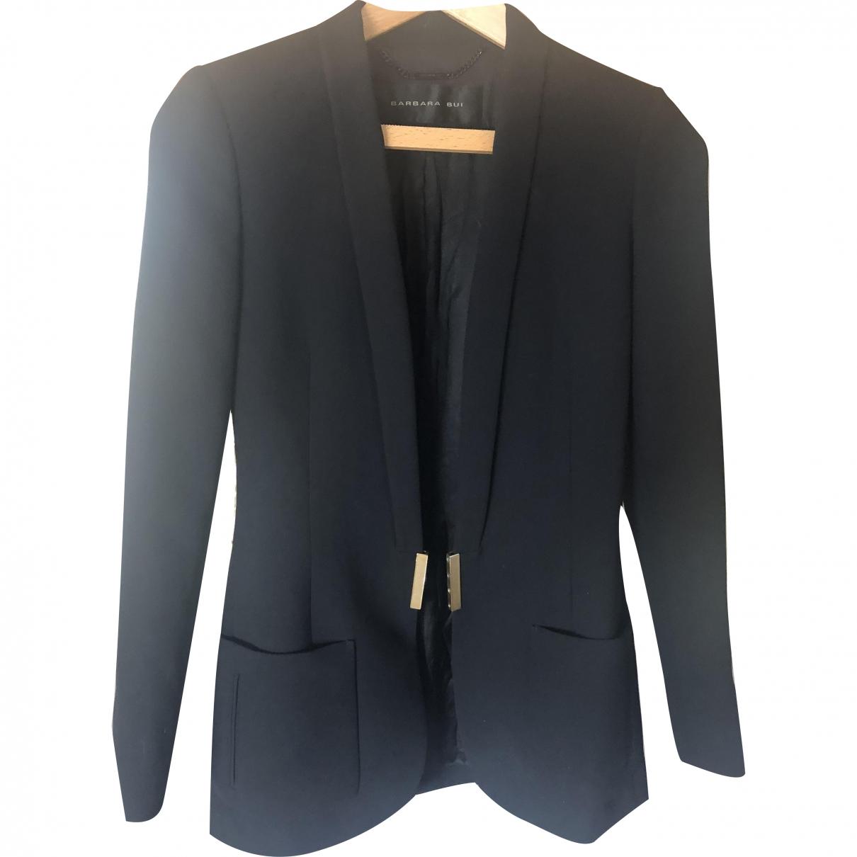 Barbara Bui \N Black jacket for Women 36 FR