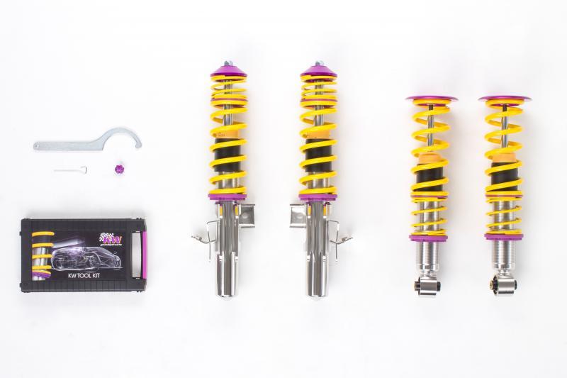 KW Coilover Kit V1 Scion FR-S | Subaru BRZ | Toyota GT-86 2012-2020