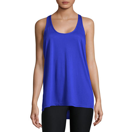 Xersion Womens Performance Tank Top, Large , Blue