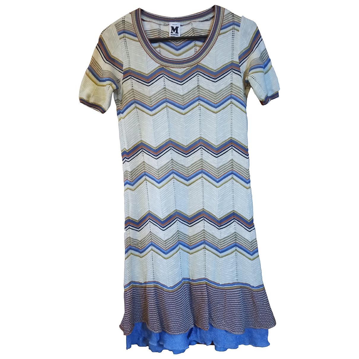 M Missoni N Multicolour Cotton dress for Women S International