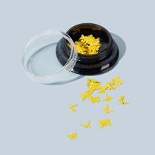 1 Box Nagelkunst Dekoration mit Schmetterling Dekor