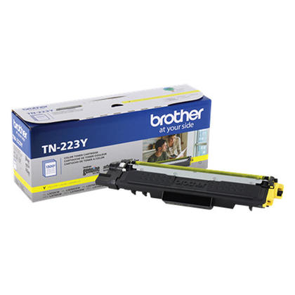 Brother TN223Y cartouche de toner originale jaune