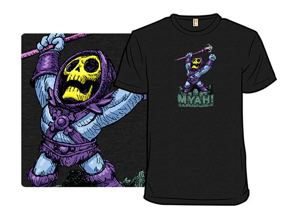 Myah's Call T Shirt