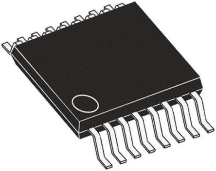 Analog Devices LTC6079IGN#PBF , Low Power, Op Amp, RRIO, 750kHz 10 kHz, 2.7 → 5.5 V, 16-Pin SSOP