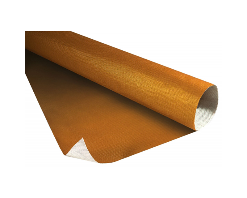 Heat Shield 12 Inch x 24 Inch Gold Heat Barrier With Adhesive Thermo Tec 13700