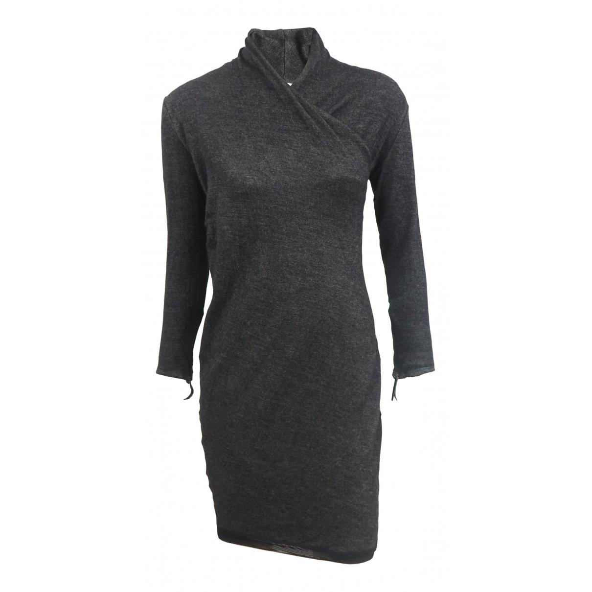 Max Mara \N Grey Wool dress for Women S International