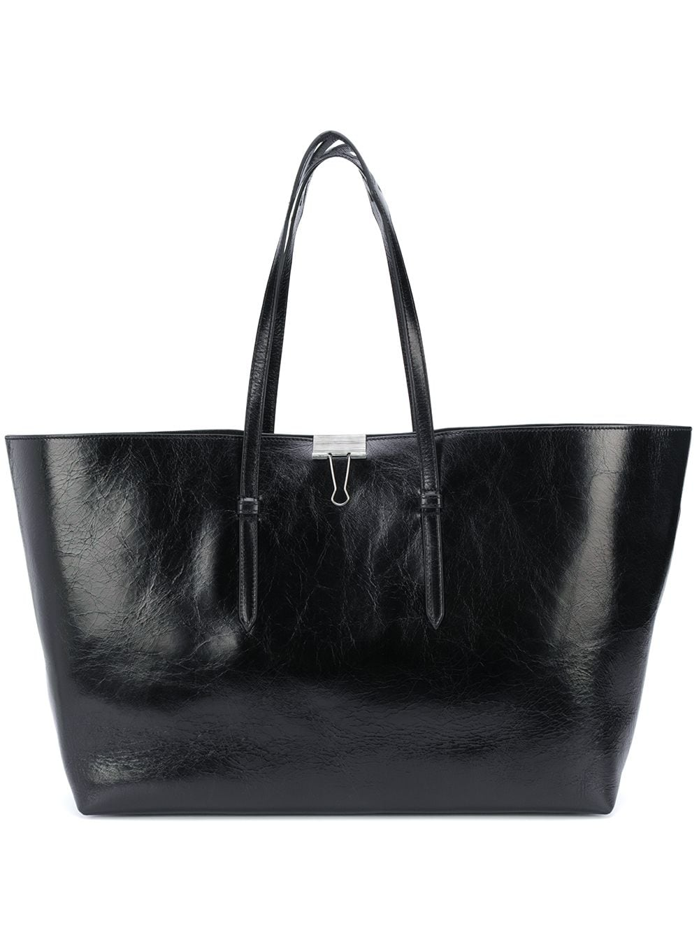 Binder Leather Shopping Bag