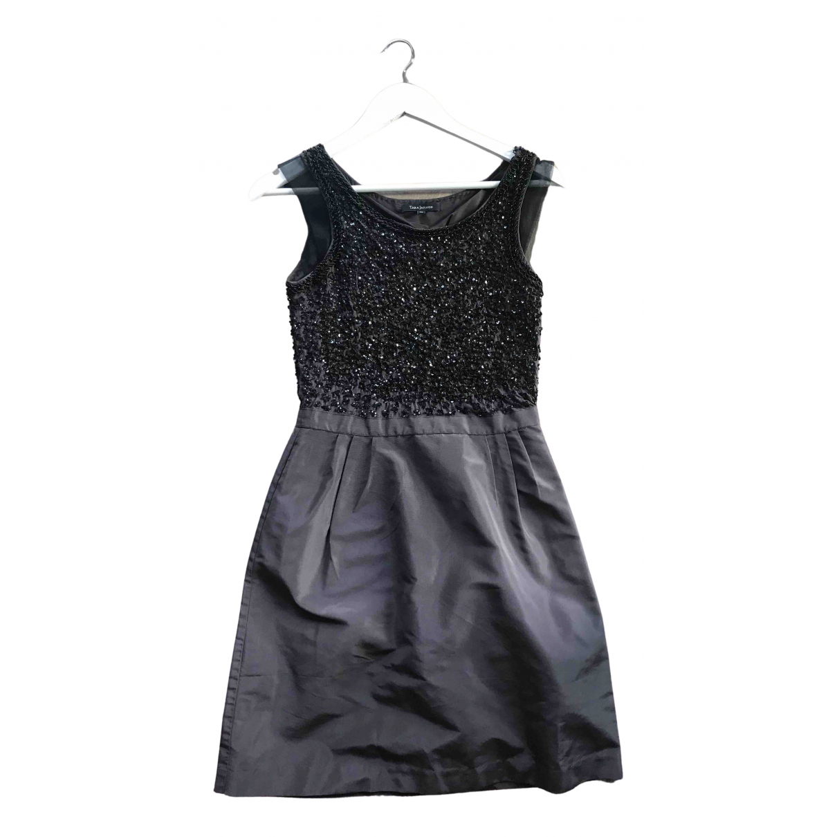 Tara Jarmon N Grey dress for Women 36 FR