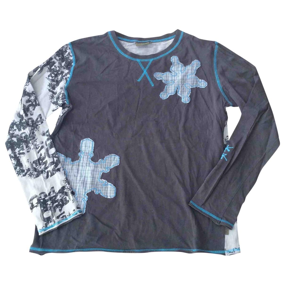 Kenzo - Tee shirts   pour homme en coton - multicolore
