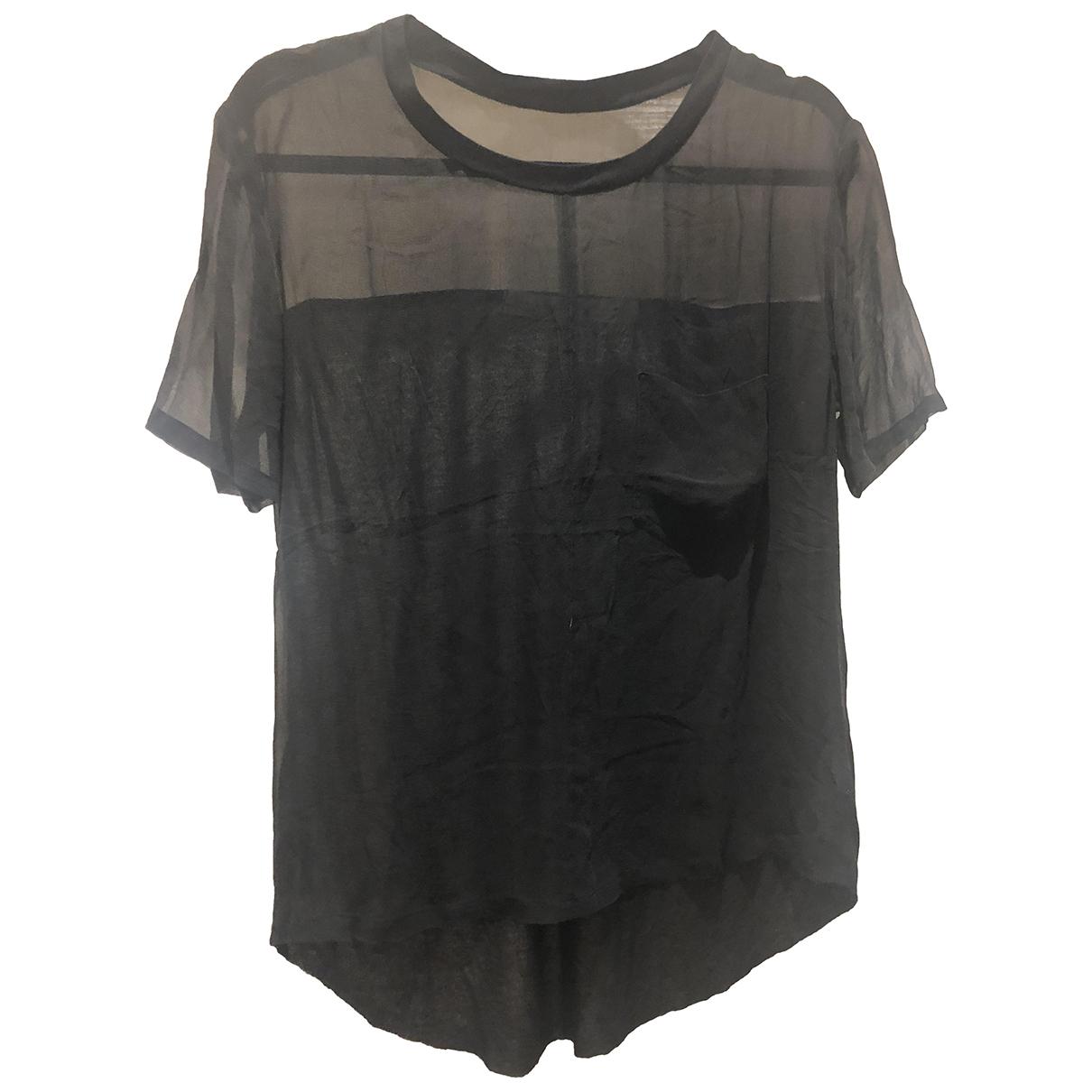Camiseta de Seda Raquel Allegra