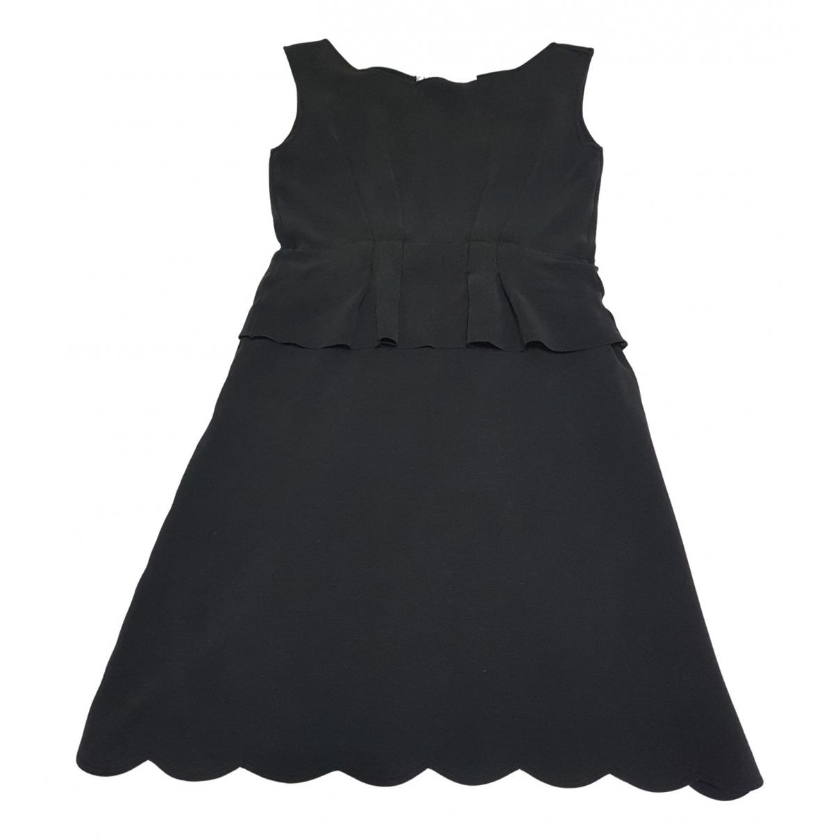 Dior \N Black Silk dress for Women 34 FR