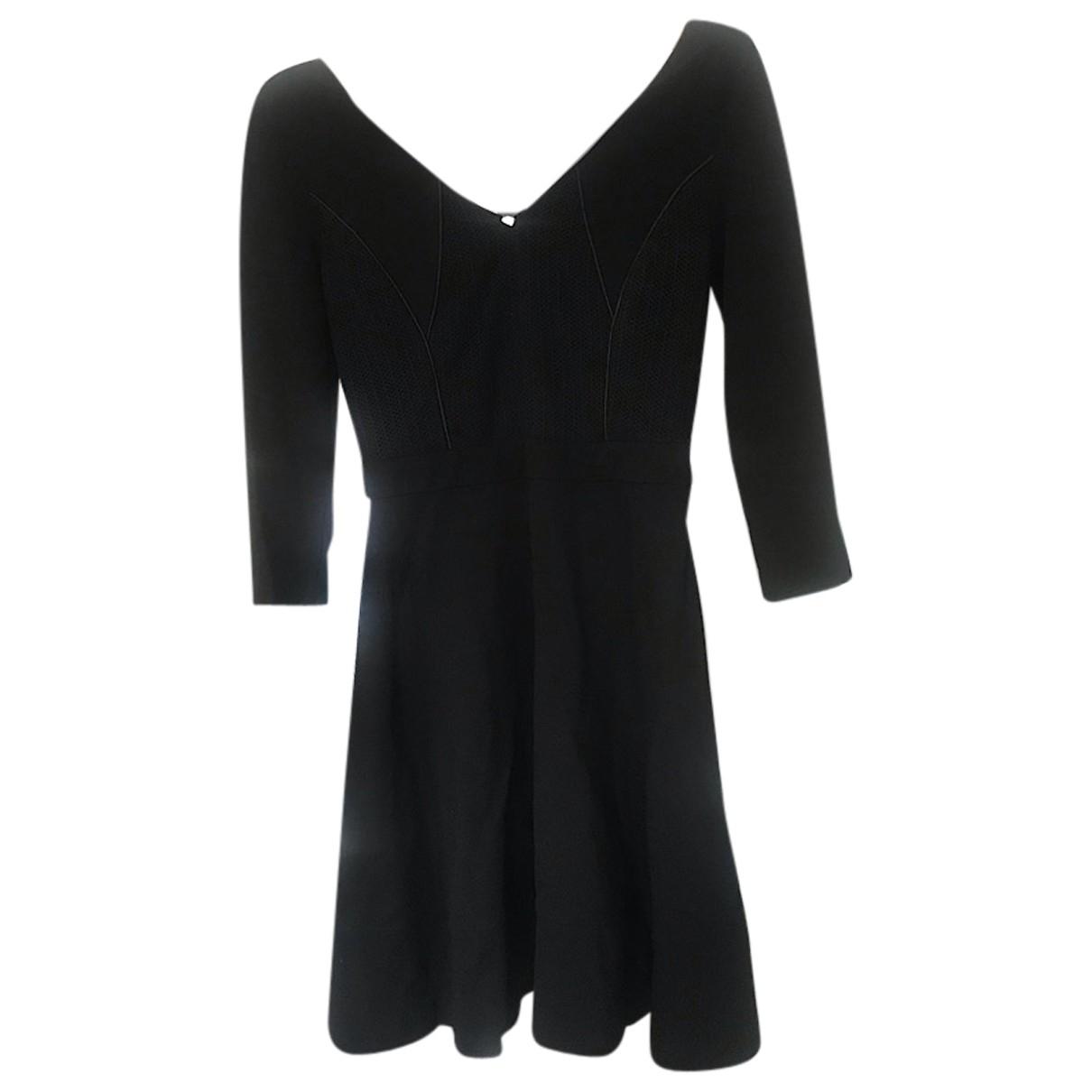 Ikks N Black dress for Women 34 FR