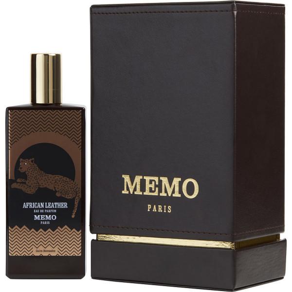 African Leather - Memo Paris Eau de parfum 75 ml