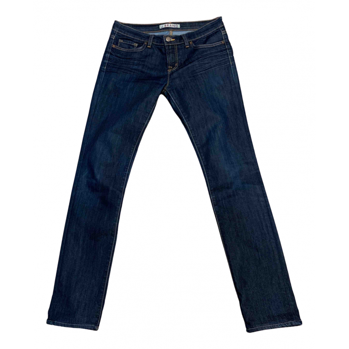 J Brand N Blue Cotton Jeans for Women 29 US