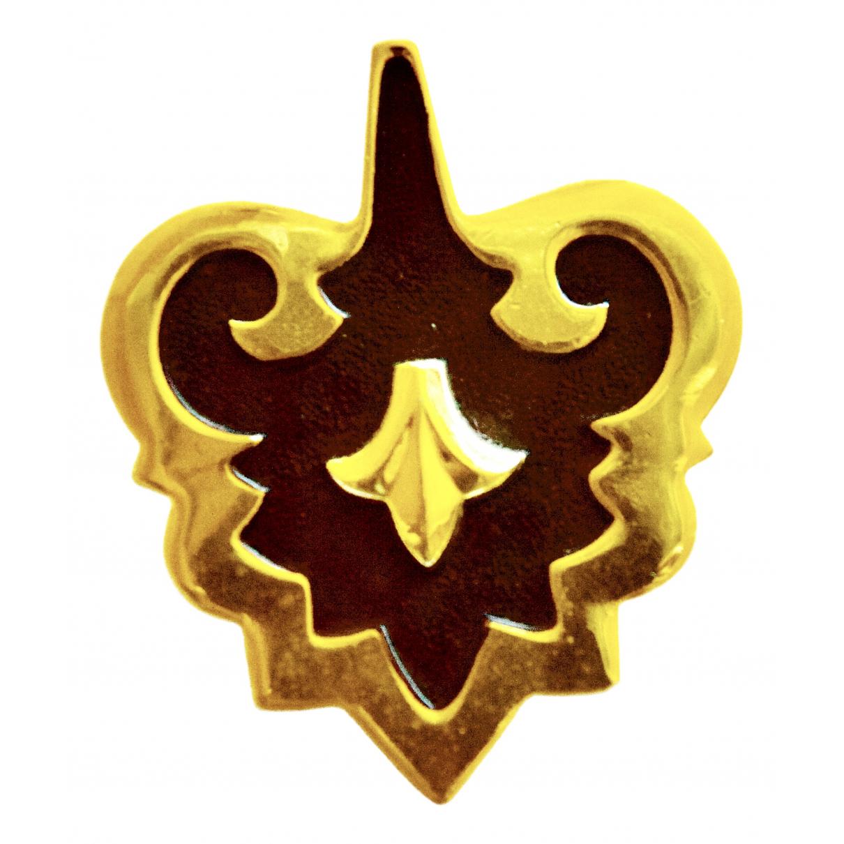 Pierre Balmain \N Brosche in  Gold Metall