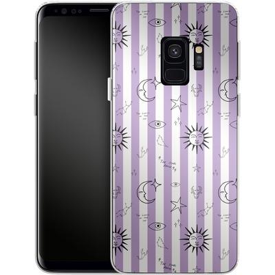 Samsung Galaxy S9 Silikon Handyhuelle - Optical Zodiac von caseable Designs