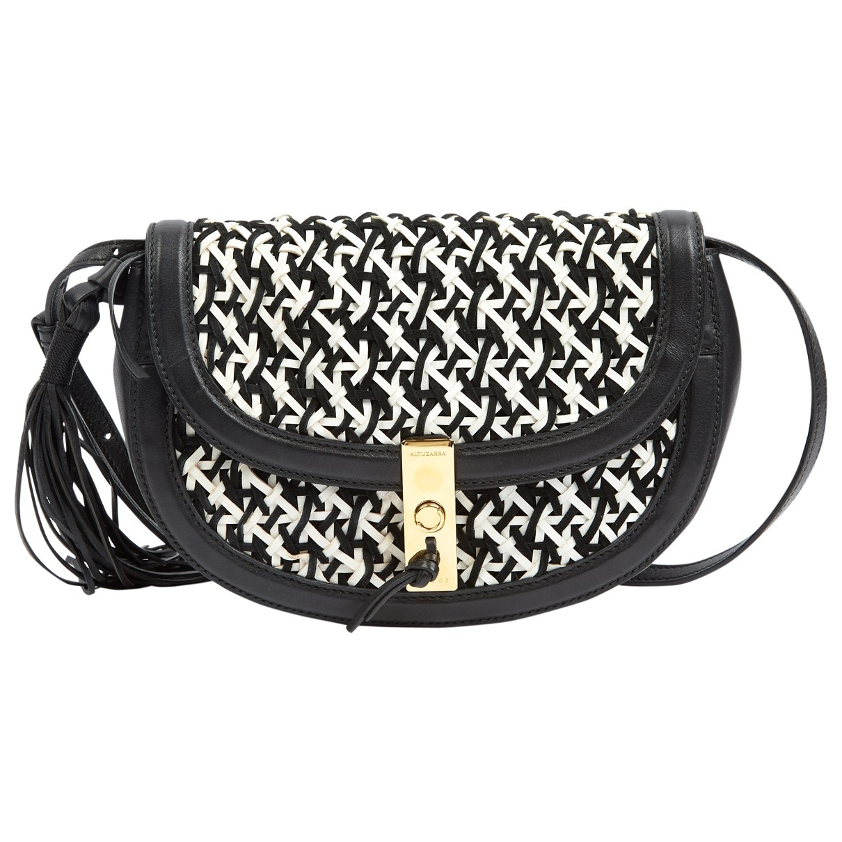 Altuzarra \N Black Leather handbag for Women \N