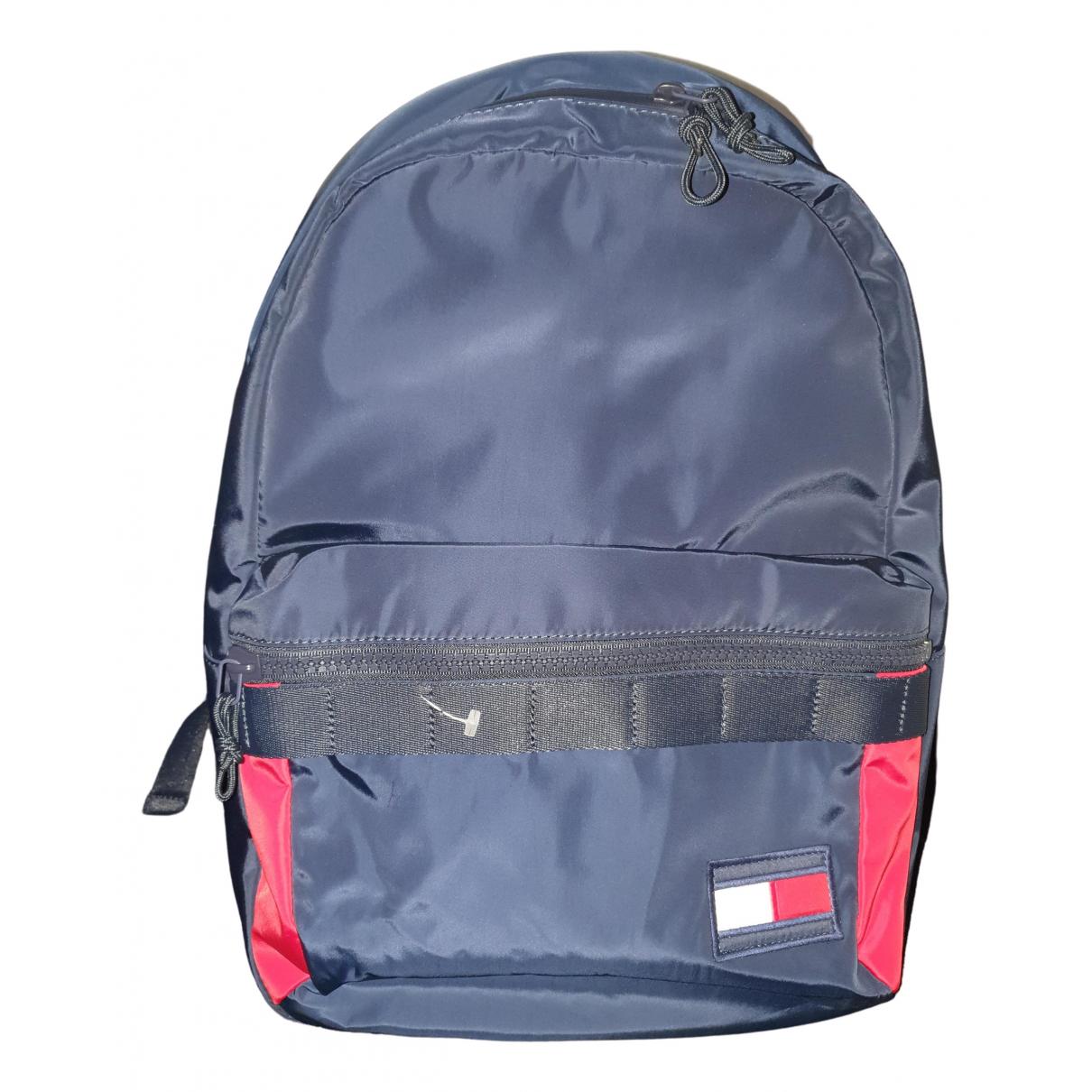 Tommy Hilfiger \N Navy Cloth bag for Men \N