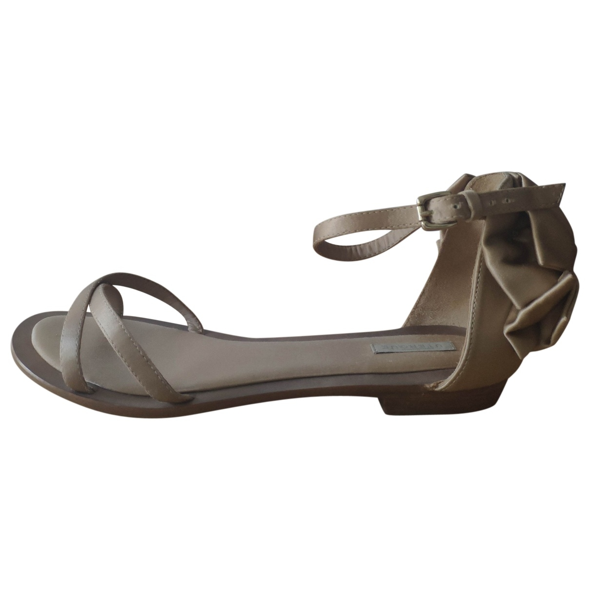 Sandalias de Lona Uterque