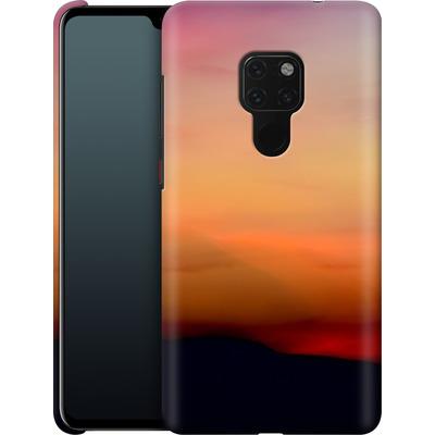 Huawei Mate 20 Smartphone Huelle - Sunset von Joy StClaire
