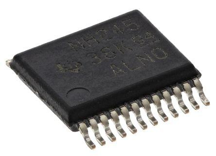 Texas Instruments SN74LVC8T245DGVR, 1 Bus Transceiver, Bus Transceiver, 8-Bit Non-Inverting LVTTL, 24-Pin TVSOP (5)