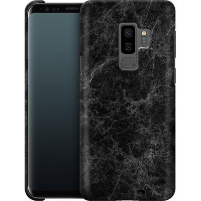 Samsung Galaxy S9 Plus Smartphone Huelle - Black Marble von SONY