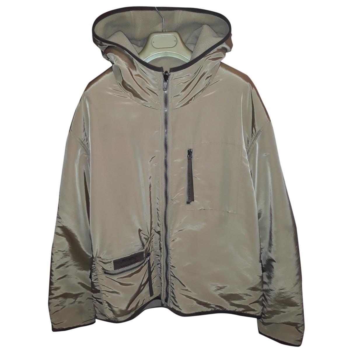 Krizia - Manteau   pour femme - dore