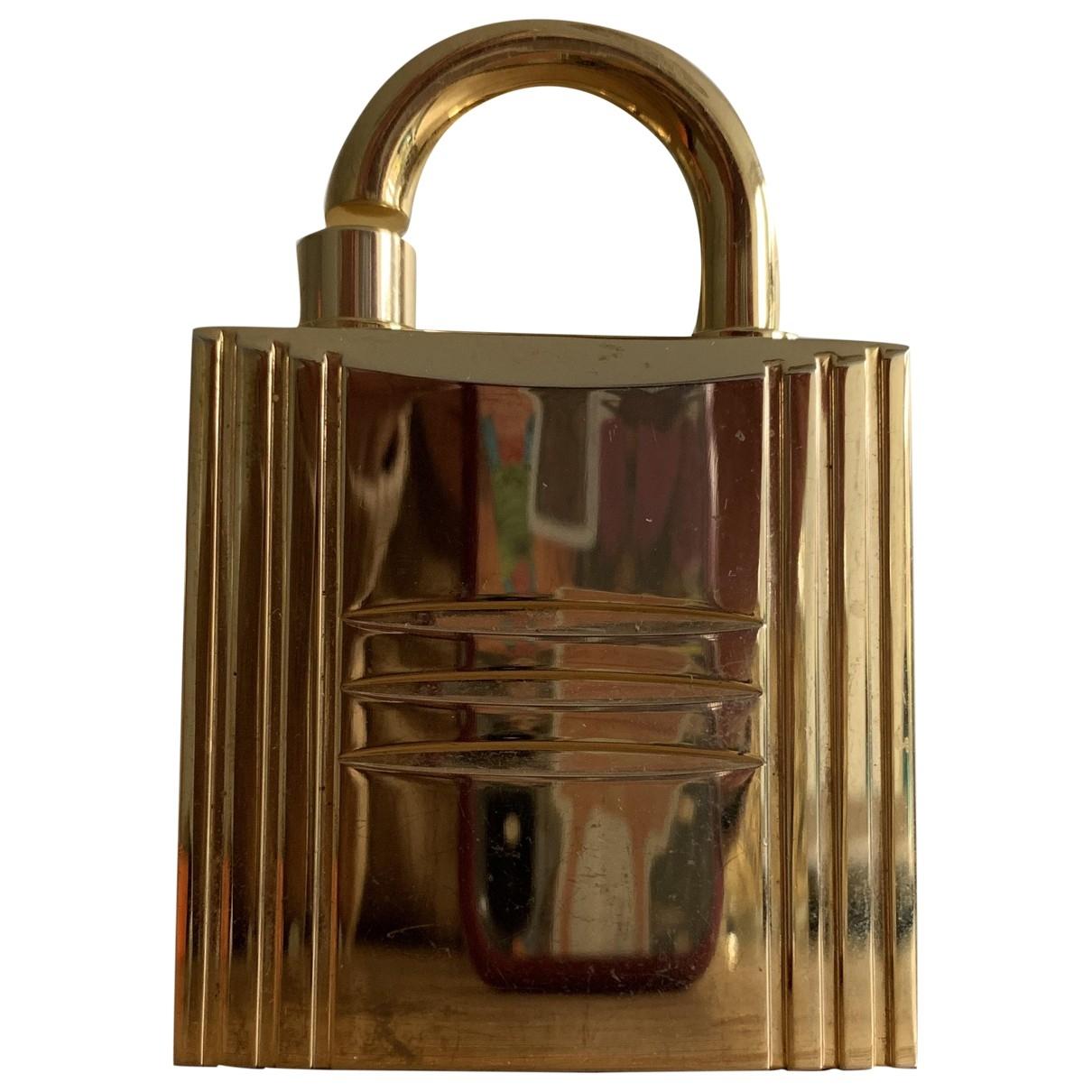 Hermès \N Gold Metal Home decor for Life & Living \N